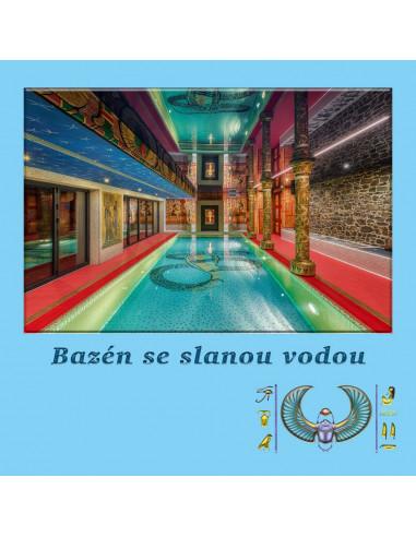 Dárkový poukaz - bazén