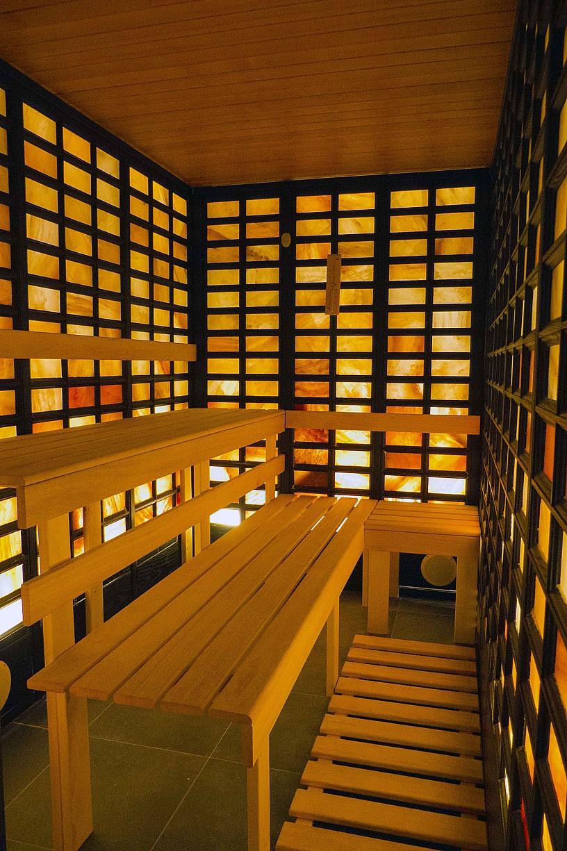 Himálajská solná sauna